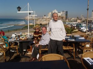 На набережной Тель-Авива