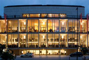 Гамбургский государственный оперный театр