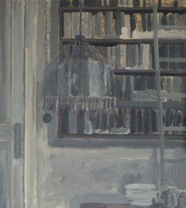 Комната с абажуром», 1981