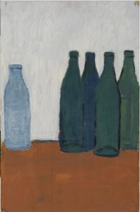 Бутылки, 1993