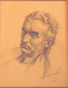 Портрет отца. 1955