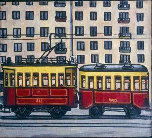 Трамвай. 1962
