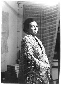 Нана (Лиана) Рогинская перед эмиграцией. 1977