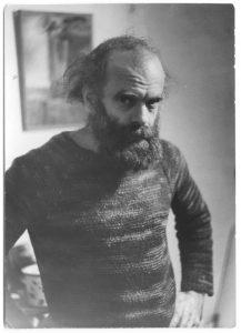Михаил Рогинский перед эмиграцией. 1977