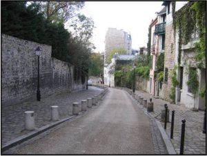 Улица Сен-Венсен (Rue Saint Vincent)