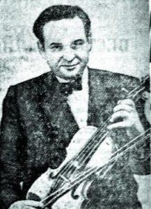 Михаил Гольдштейн в 1950-е годы