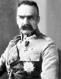 Первый Маршал Польши Юзеф Пилсудский
