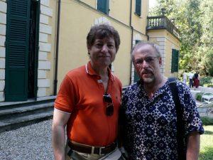 Борис Свердлик, очень талантливый скрипичный мастер