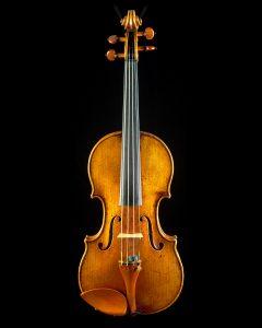 Мак-Кензи Страдивари 1685 года, на которой я имел честь и счастье играть в течение почти семнадцати лет