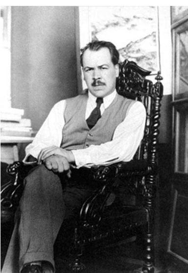 Н.И. Вавилов, 1920-е гг.