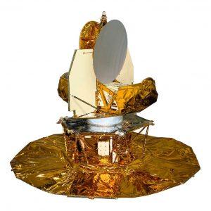 Рис. 30.1 Космический телескоп WMAP (НАСА)