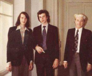 Гарри, Андрей и Мастер