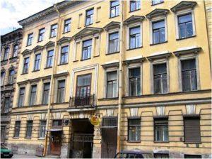 Поварской, 13 — адрес литературного Петербурга и Дом моего детства