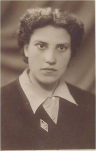Елена Ивановна Алексеева (31.08.1933–17.03.2002)