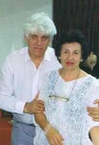 М. Ландман и Ш. Шалит — встреча спустя 30 лет