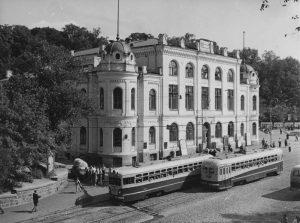 Киевская филармония, 1960-е годы
