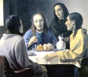 «Христос в Эммаусе» Ханса ван Меегерена