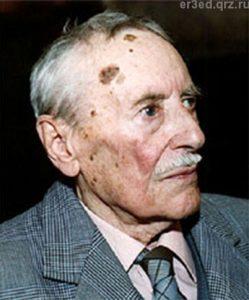 Вадим Сергеевич Шефнер (1914/5–2002) — одна из последних фотографий