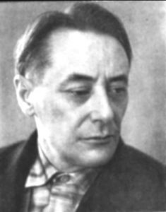 Вадим Шефнер, фото 1940-х гг.