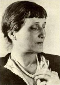 Анна Андреевна Ахматова, 1940 г.