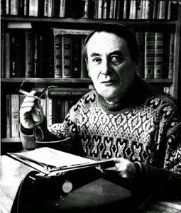 Вадим Шефнер, фото 1950-х гг.