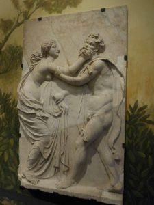 Национальный археологический музей Неаполя. Секретный кабинет
