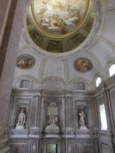 Казерта. Дворец неаполитанских королей
