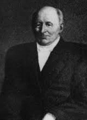 Рис 1. Samuel Heinrich Schwabe, 1789 — 1875