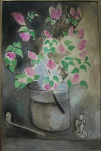 «Ветка сирени» Матисса; Музей Метрополитен, Нью-Йорк