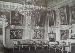 Один из залов первого в истории музея модерна.