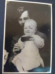 Василий Васильевич Кузнецов с сыном