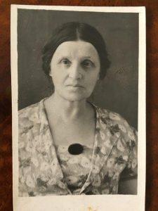 Людмила Кузнецова-Бурлюк