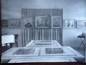 Выставка Людмилы Кузнецовой-Бурлюк в Праге