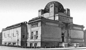 Здание Сецессион