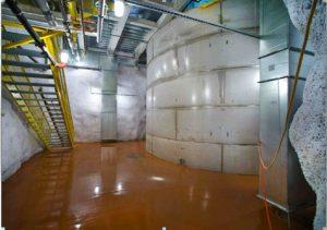 Рис 8. Зал лаборатории Дэвис Кампус (в рабочем состоянии)