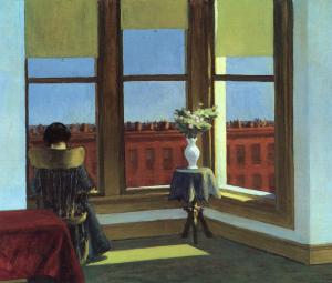 «Комната в Бруклине» Хоппера, 1932 г.; Музей изящных искусств, Бостон
