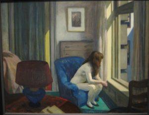 «11 часов утра» Хоппера, 1926 г.; Музей Хиршхорна, Вашингтон