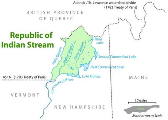 Indian Stream