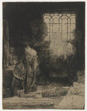 Рембрандт, Алхимик, 1650-54, Рейксмузеум, Амстердам