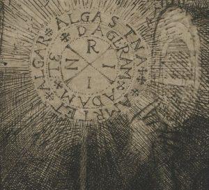 Рембрандт, Алхимик, деталь, 1650-54, Рейксмузеум, Амстердам