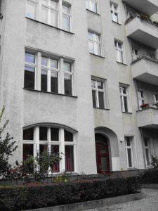 Бельцигерштрассе 46. Здесь создавалась «Аэлита»