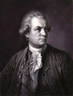 Готхольд-Эфраим Лессинг (1729-1781)