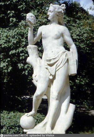 Статуя «Аллегория Истины» в Летнем Саду