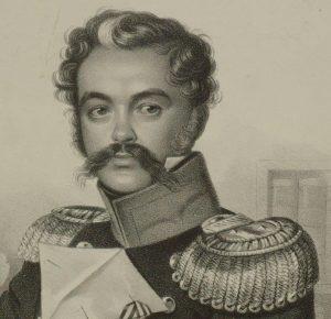 Денис Васильевич Давыдов (1784-1839)