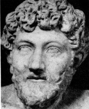 Эзоп, римская копия греческой мраморной скульптуры