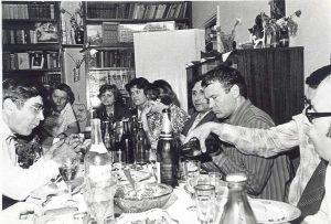 Кафедра математики радиофака отмечает 60-летие Д.А. Гудкова