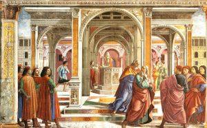 Изгнание Иоакима из Храма