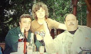 Владимир, Ольга и Борис