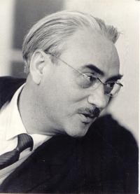 Профессор Я.П. Терлецкий (1967 г.)
