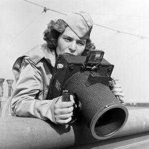 Журналистка и фотограф Маргарет Бурк-Уайт